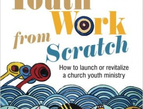 Youth Work from Scratch – Martin Saunders