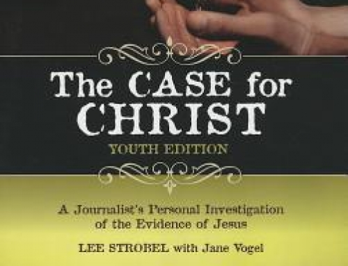 The Case for Christ (youth edition) – Lee Strobel