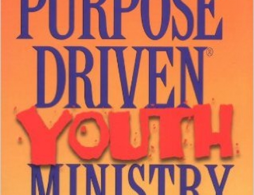 Purpose Driven Youth – Doug Fields
